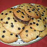 """recette Woopies de Mamatia aux pépites de chocolat..Fourrés au Nutella...."""" Régalez vous les enfants""""..."""