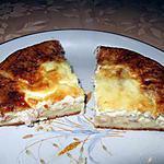 recette Quiche sans pâte au thon