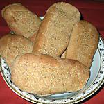 recette Petits Pains Pita... pour bain bagnat..... kebabs... etc..... Moëlleux à Coeur...