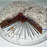 recette Gâteau aux griottes du Prince Eugène