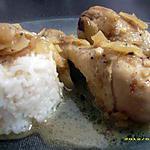 recette pilons de poulet exotique