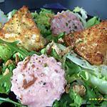 recette rustic salad