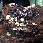 recette Brownies fondants au nutella et noix du Brésil