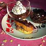 recette Trio tout de nutella gourmand