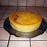 recette Gâteau de riz toscan