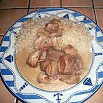 recette Sauté de porc au cidre