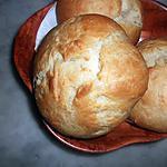 recette Mes petits pains ronds