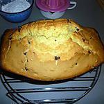 recette Cake au citron et pépites de chocolat