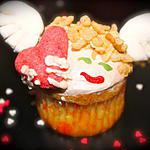 recette Cupcakes Cupidon (St Valentin)