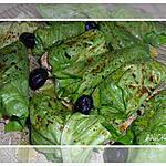recette 2 salades : Nems de salade au thon  et endives au thon