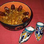 """recette """"Harrira Oujdia de Tati Taous""""..(...Soupe Marocaine..)...Un vrai délice...."""
