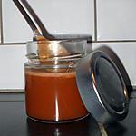 recette Caramel au beure salé