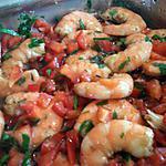 recette marinade pour crevettes