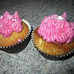 recette Duo cupcakes Valentins