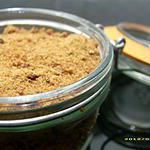 recette chapelure de pain d'épices