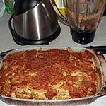 recette Gratin  de  macaroni  à  la  Napolitaine