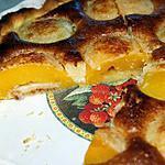 recette Tarte Frangipane Aux Pêches
