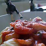 recette Orecchiette aux crevettes et aux capres