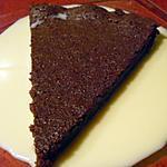 recette Fondant au chocolat , citron et gingembre