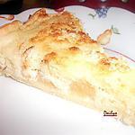 recette Tarte Façon Rocher Aux Poires