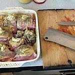 recette Mon lapin avant d'ètre cuit
