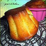 recette Muffins à la poire, cardamome,...