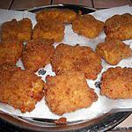recette Croquettes de macaroni