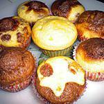 recette Les muffins marbrés de mes fils