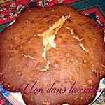 recette Gateau à la crème de calisson