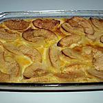 recette flan aux pomme