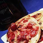 recette Pancakes aux cerises