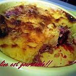 recette Crèmes brulées aux petits lus et aux framboises