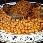 recette Chuletas de Cerdo en adobo...(...Echines de Porc à l'Andalouse ...)...