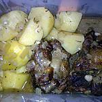 recette queue de boeuf mijotée