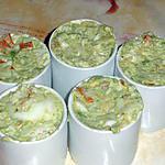 recette Verrine de surimi