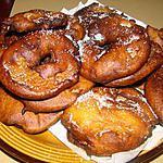 Mes beignets de pommes à l'ancienne