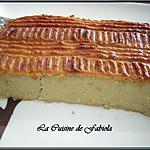 GATEAU PATATE (Appéllation en créole du gâteau de patates douces)