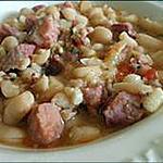 recette Salpiquet de mongetes