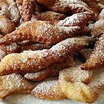 recette Bugnes moelleuses