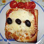 recette PIZZA  MINUTE