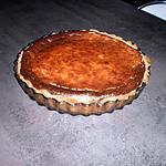 recette tarte citron -mascarpone
