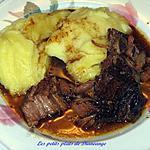 recette Rôti de palette et côte croisée Général Tao