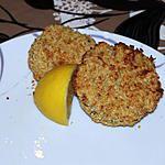 recette croquette de poissons