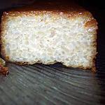 recette Gâteau de riz facile au caramel