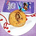 recette Cookies milka oreo