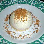 recette dome chocolat blanc,mousse spéculoos