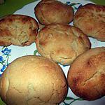 recette petit pain aux amandes