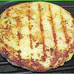 recette Galettes de pommes de terre