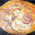 recette Rôti de Porc à la marmite