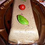 recette Terrine d'aubergine
